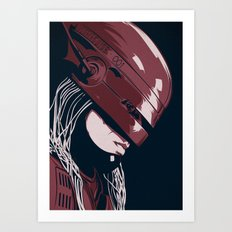 R.C. 02 Art Print