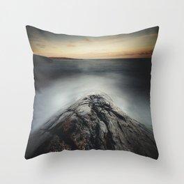I´m a collider Throw Pillow