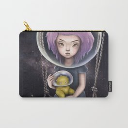 THE SPACE SWING Carry-All Pouch