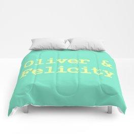 Oliver & Felicity Comforters
