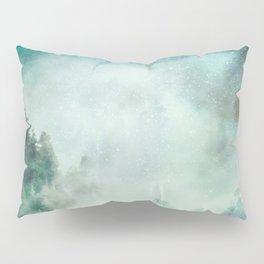 Galaxy Forest Pillow Sham
