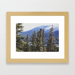 Colorado, Pikes Peak Framed Art Print