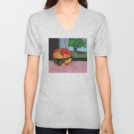 Peachy Keen Unisex V-Neck