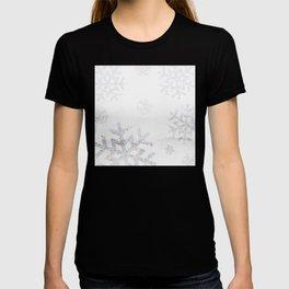 Snowflake Glitter T-shirt