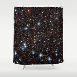 Star Feild Shower Curtain
