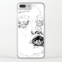 You Know Clear iPhone Case