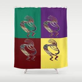The Quartet Shower Curtain