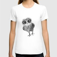 the who T-shirts featuring Who? by Sandra Hedicke Clark