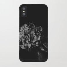 Hydrangea Slim Case iPhone X