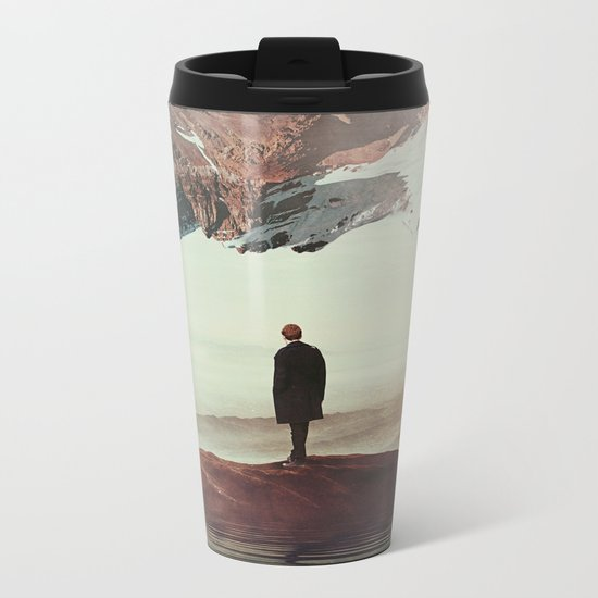 Mutual Metal Travel Mug