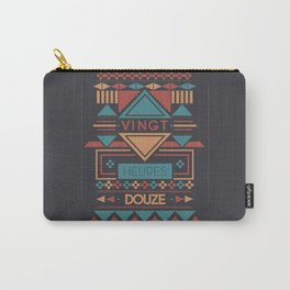 Aztec Hour Carry-All Pouch