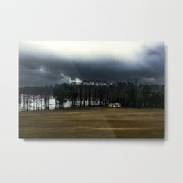 The Last House on the Right Metal Print