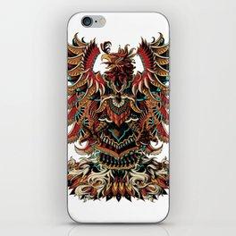 Heraldric Phoenix iPhone Skin
