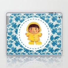 The Rain Girl Laptop & iPad Skin