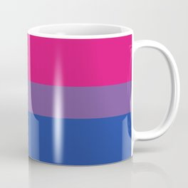 Bisexual Flag Coffee Mug