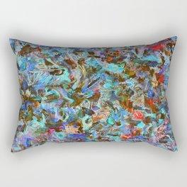 Approximate Stirs Rectangular Pillow