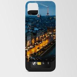 Paris iPhone Card Case