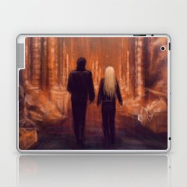Everything We Need Is Right In Front Of Us Laptop & iPad Skin