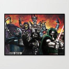 Superbad Canvas Print