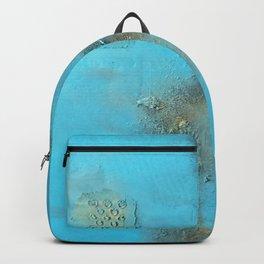 Earth. Texture. Blue. Jodilynpaintings. Brown. Abstract. Earths Crust. Backpack