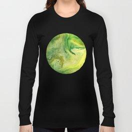 Green World Long Sleeve T-shirt