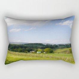 Paper Route, Berkshires Rectangular Pillow