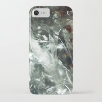 transparent iPhone & iPod Cases featuring Transparent by Shannice Wollcock