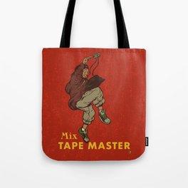 Mix Tape Master Tote Bag