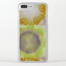 Musardry Feeling Flower  ID:16165-131527-62230 Clear iPhone Case