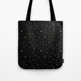 Symbology II Tote Bag