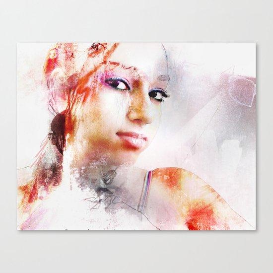 Almost Forgotten Canvas Print