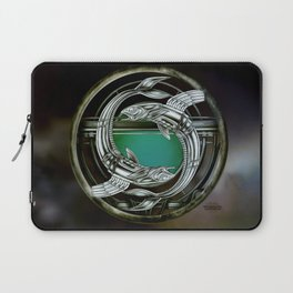"""Astrological Mechanism - Pisces"" Laptop Sleeve"