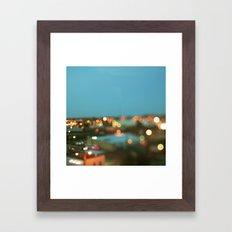 Nashville #1 Framed Art Print