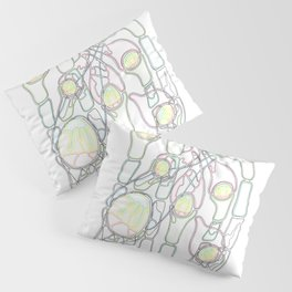Jellyfish in the Bulrushes Pillow Sham