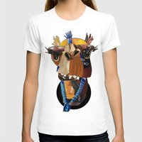 camel T-shirts featuring Camel by Ruud van Koningsbrugge