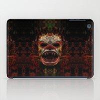demon iPad Cases featuring Demon by Zandonai