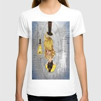 bill cipher T-shirts featuring Bill Cipher by InsianCat