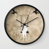 led zeppelin Wall Clocks featuring led by Seamless