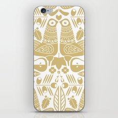 MCM Sanna Barleywine iPhone Skin