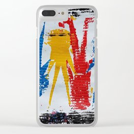 Dancers Clear iPhone Case