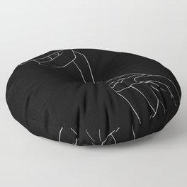 distance Floor Pillow