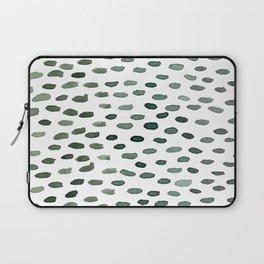 Succulent leaves pattern Laptop Sleeve