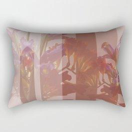 Fressia & Iris Rectangular Pillow