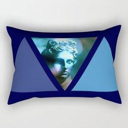 classicism underwater Rectangular Pillow