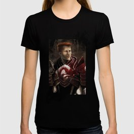 Krem - Dragon Age/Mass Effect crossover T-shirt