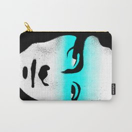 The Modern Mona Lisa Gioconda Carry-All Pouch