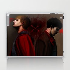 Two Sides of the Same Coin Laptop & iPad Skin