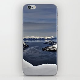 Blackstone iPhone Skin