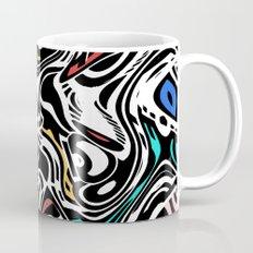 Trippy Urban Cat Mug