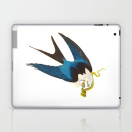 Swallow-tailed Hawk Laptop & iPad Skin